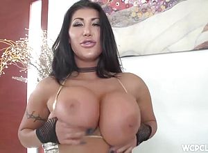 Big Cock,big Tits,brunette,indian,interracial,milf,stockings,straight