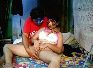 straight,indian,webcam,wife,couple