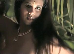 straight,indian,outdoor,compilation,strip