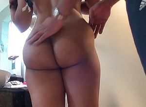 thick Tits,big Butt,indian,wife
