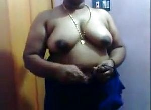 Large Tits,solo,softcore,straight,indian